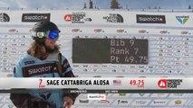 FWT14 - Sage Cattabriga Alosa - Snowbird, UT