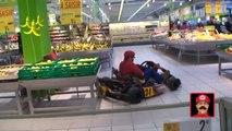 Mario Kart is back (Rémi GAILLARD) - YouTube