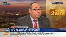 L'Éco du soir: Accès au crédit: la discorde entre les banques et les patrons de PME - 05/03