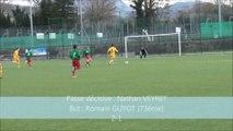 PEFA Briffaut Valence Avenir (U16) - Sélection U15 Ligue Rhône-Alpes de Football