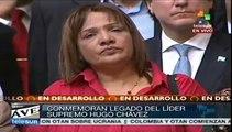 El mejor homenaje a Hugo Chávez es mantener la unidad: Evo Morales