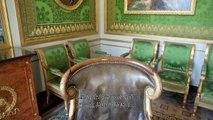 Versailles, l'autre visite : #09 - LE FAUTEUIL DE L'EMPEREUR