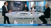 Hommage à Alain Resnais, un inventeur du cinéma