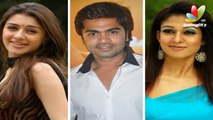 Simbu and Hansika act together after their break up | Hot cinema news