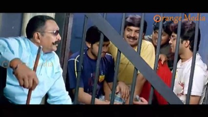 Allari Naresh And His Friends Escape From The Jail  From Roommates Movie