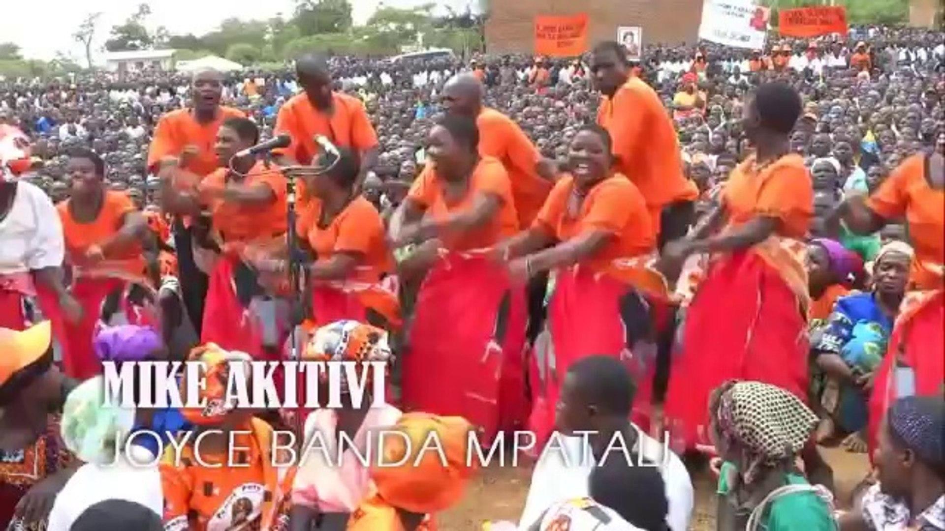 Joyce Banda Son Mpatali Official Video Of  Roy Kachale Banda