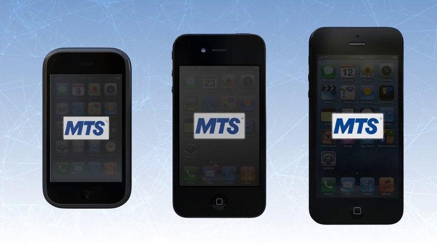 MTS Unlock iPhone 5S   5C   5  4S   4   3GS  -  Video