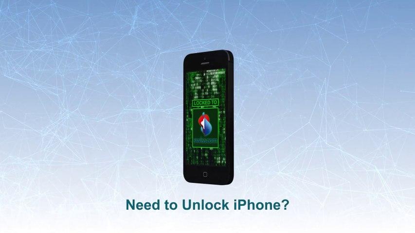 Swisscom Unlock iPhone 5S   5C   5  4S   4   3GS  -  Video