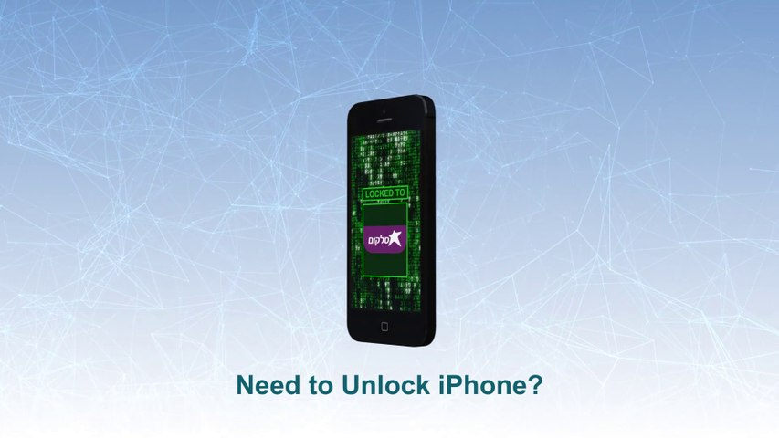 Celcom Israel Unlock iPhone 5S   5C   5  4S   4   3GS  -  Video