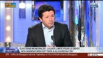 Élections municipales: deux démarches différentes pour deux hommes d'entreprises: Denis Jacquet et Marc-Antoine Jamet, dans GMB – 06/03
