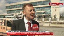 CHP 'tamgün'ü anayasa mahkemesine götürdü