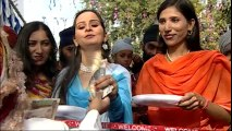 Gurdev Dhillon-Bhajna Amli Ban Gaya Neta- Sister In Law