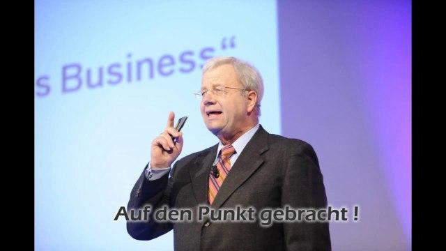 Prof. Karl Born, Wirtschaft unterhaltsam und kompetent auf den Punkt gebracht