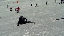 Ski 180 Fail