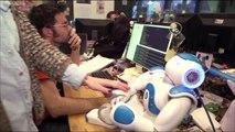 Des robots pour les enfants autistes - FUTUREMAG - ARTE