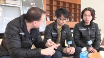 Metal Gear Solid V : Ground Zeroes  - Gameplay with Hideo Kojima Speaks [HD]