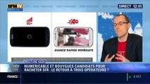 Culture Geek: Numéricable et Bouygues, candidats pour racheter SFR - 06/03