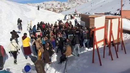 Le télésiège au Maroc, un grand bordel ! monsterbuzz.fr
