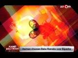 Harman Baweja chooses Baba Ramdev over Bipasha Basu