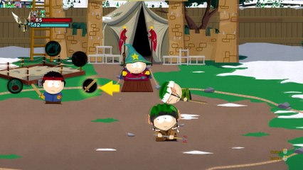 South Park The Stick of Truth - Combat (Part 2)