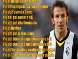 Alex Del Piero saluta la Juventus con una lettera