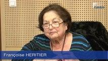 Audition de Françoise HERITIER, anthropologue et ethnologue - cese