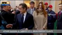 Zapping de l'Actualité - 06/03 – Fillon se moque de Hollande, interpellation musclée d'une Femen en Crimée