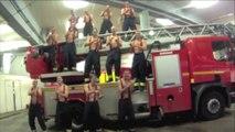 Des pompiers de Lille se voient retirer leur lipdub d'internet
