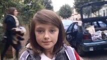 Choquant! La vie d'une petite fille pendant la guerre : Une seconde par jour!