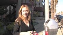 Kelly Preston Explains Husband John Travolta's Name Blunder