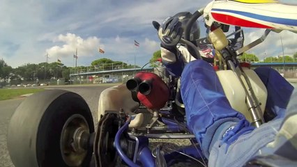 GoPro 3 - Go Kart on board Pista Azzurra Jesolo (VE)