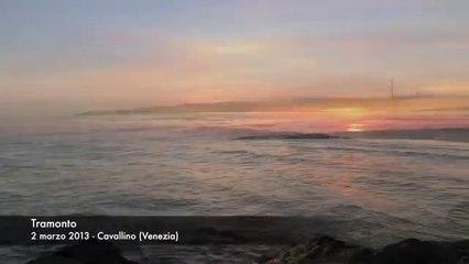 Sea Ambient Sound - Tramonto - Sunset - Cavallino (VE)