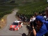 Aava - Citroen C4 WRC - Rally Deutshcland 2008