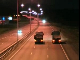 ghost rider truck 286Km/h