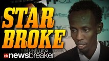 STAR BROKE: 'Captain Phillips' Actor Has Run Out of Money After Getting $65,000 for His Role