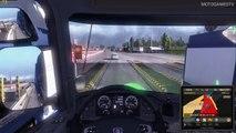 Euro Truck Simulator 2 1 9 Open Beta - Traffic Density Mod