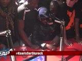 Gros freestyle du 93 lors du Planète Rap de Kaaris !