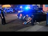 Drunk guy gets maced by cops in Colorado Springs video