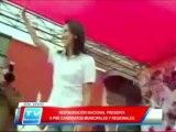Chiclayo: Restauración Nacional presenta pre candidatos municipales y regionales 07 03 14