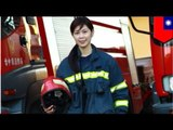 Taiwanese man sues female firefighter after she turns down his marriage proposal
