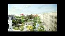 Renzo Piano : l'École normale supérieure de Cachan à Paris-Saclay