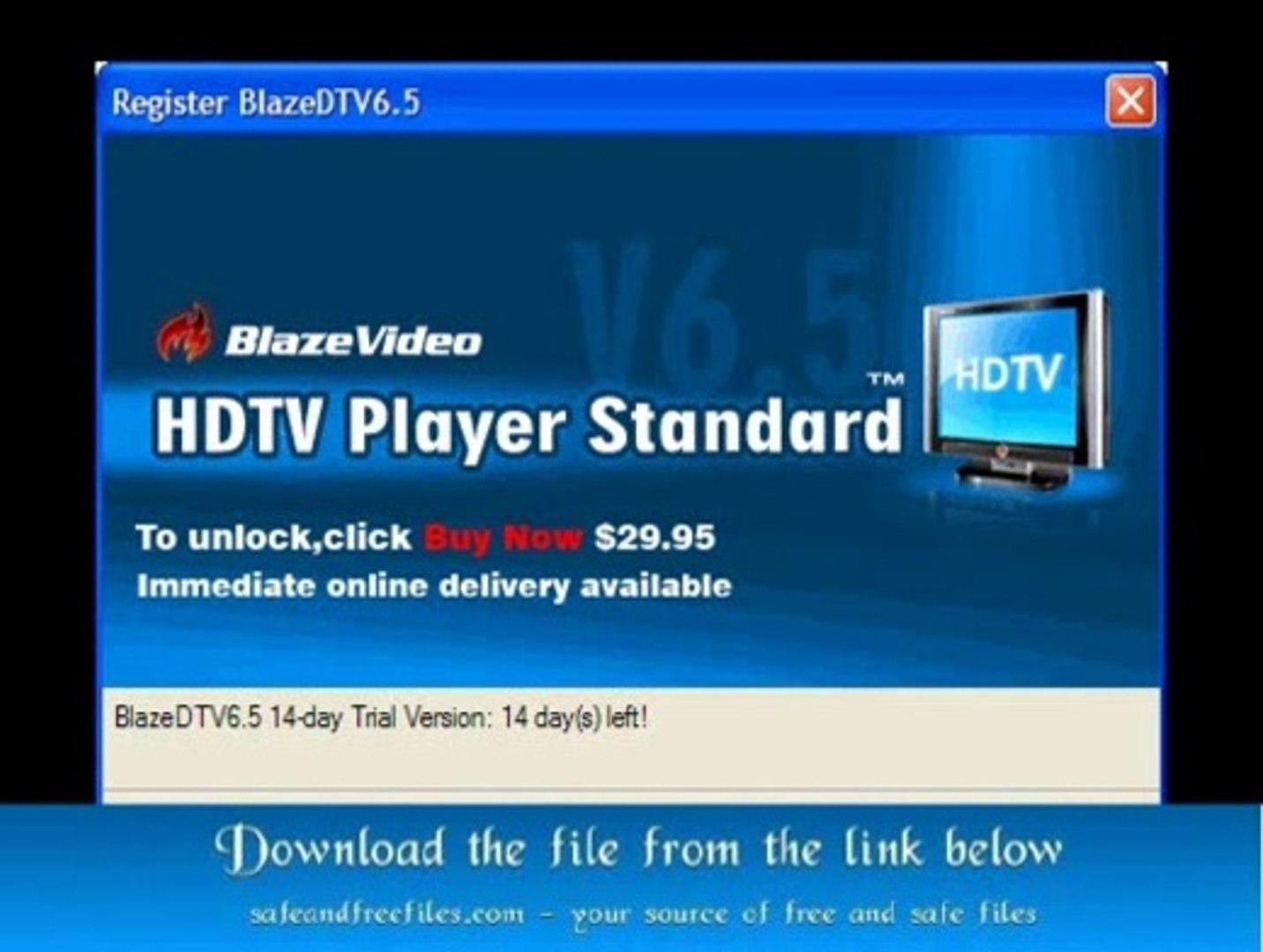 How to install blaze hdtv 6 0 youtube.