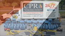 Water Removal Davie | Certified Priority Restoration | Water Removal Service Davie