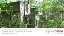"""Conférence de lancement du trophée : """"Architecture du béton, une esthétique de la durée"""" présentée par Bernard Desmoulin, architecte – enseignant"""