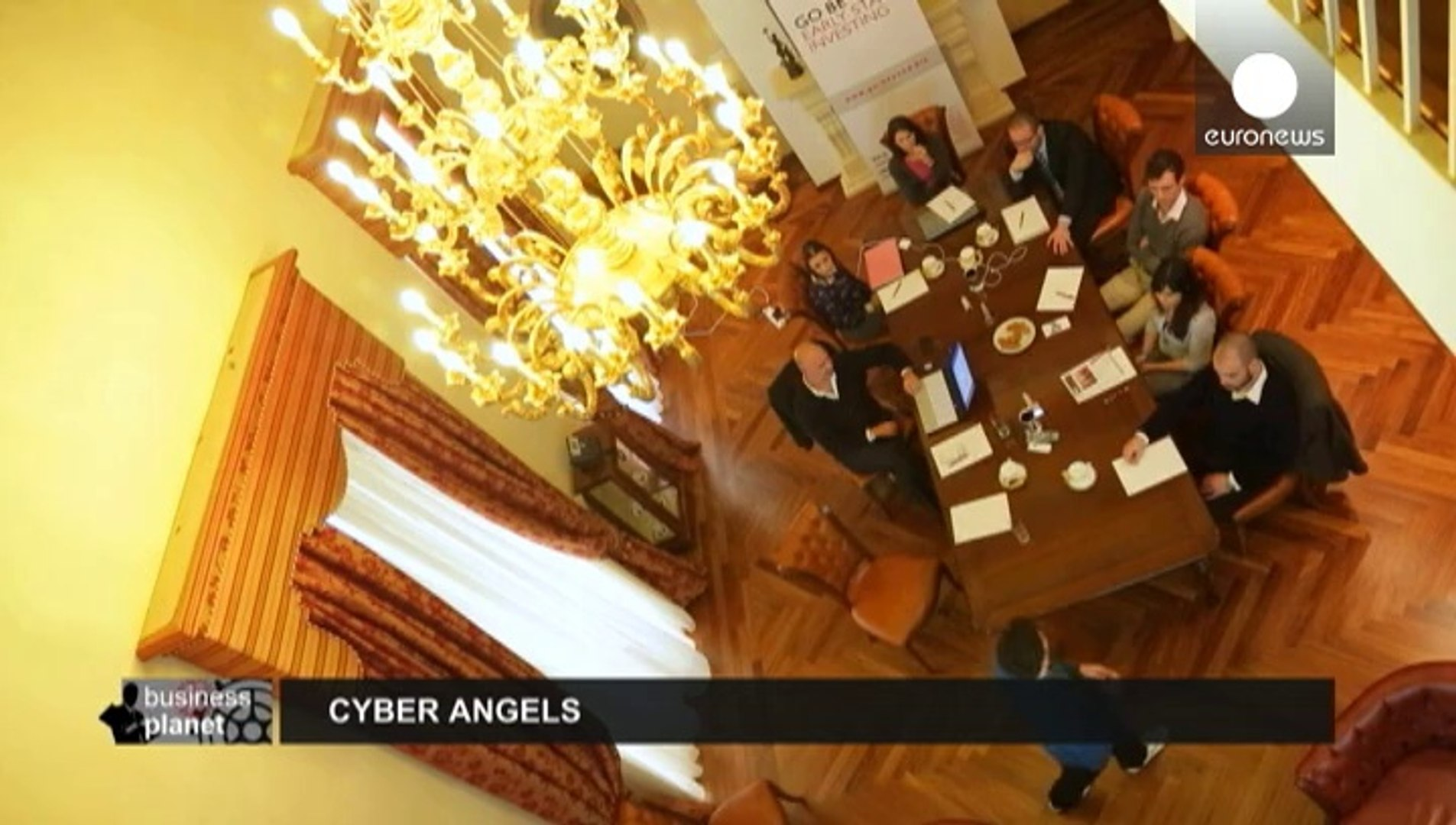 Cyber Business Angels