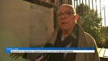 Immobilier :  Michel Vauzelle (PS) présente le parc Habité