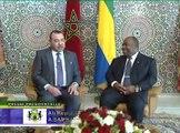 Audience entre le Roi du Maroc, Mohammed VI, et le Président gabonais Ali Bongo Ondimba