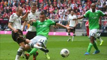 Guardiola wary of wounded Wolfsburg