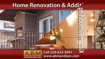 Bathroom Remodeling Arlington Heights, IL - A.B.M. Construction & Son Call 224-622-3041