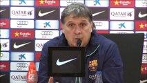 Martino quita importancia a los vómitos de Messi